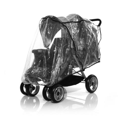 Accessori per il passeggino - Parapioggia per Tandem cod 9084 by ABC Design
