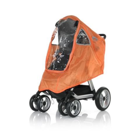 Accessori per il passeggino - Capottina universale 4 Seasons Orange by ABC Design