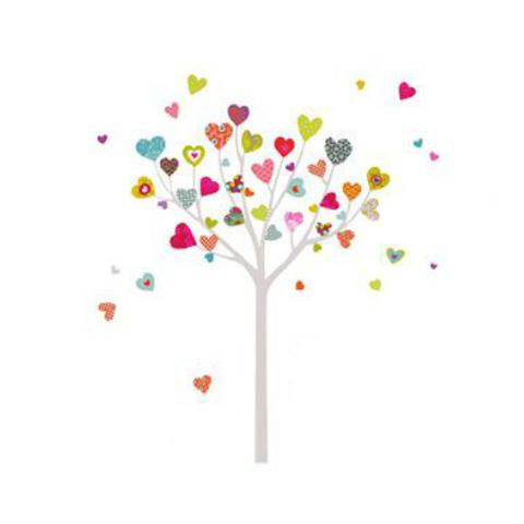 Complementi e decori - L albero dell amore cm. 140 x 97 [GOLO110] by Acte Deco