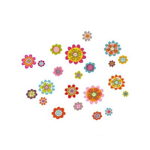 Complementi e decori - Dolci fiori [GOLOS12] by Acte Deco