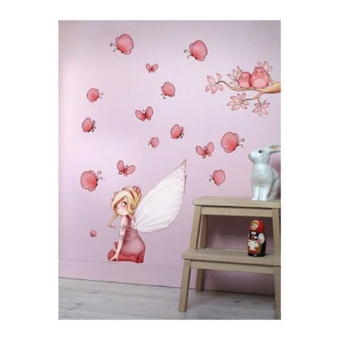 Stickers murali cameretta gallery of camerette bambini - Stickers murali ikea ...