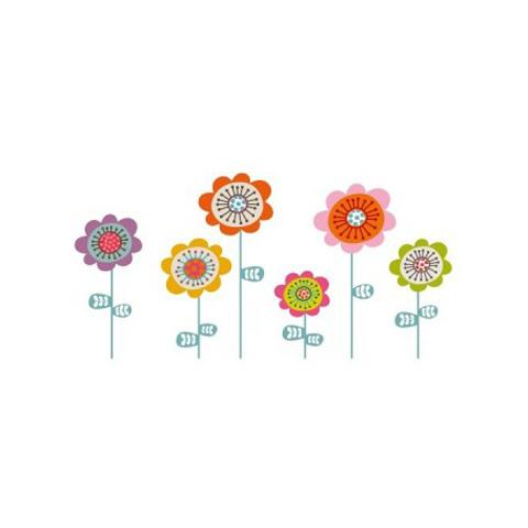 Complementi e decori - Figli dei fiori cm. 86x 42 [GOLOS11] by Acte Deco