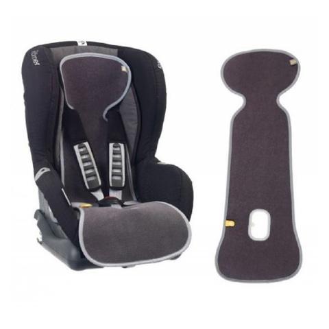 Accessori per il viaggio del bambino - Fodera per seggiolino AeroMoov, gruppo 1 antracite  [AL-1-ANT] by Aerosleep