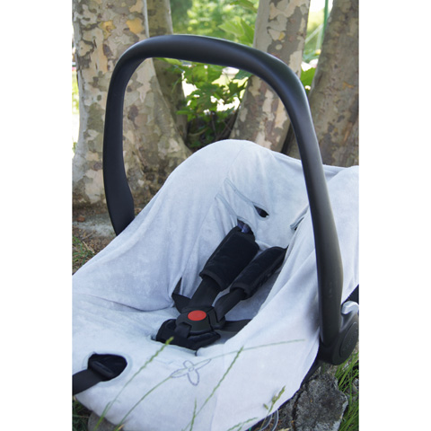 Accessori per il viaggio del bambino - Auto Fresh Mini - copertura per ovetto BT-AUFR-0102 by Bamboom