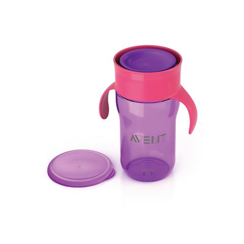 Allattamento e svezzamento - La prima tazza da grandi 340 ml. - rosa   [SCF784/00] by Avent