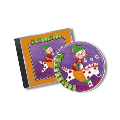 Abbigliamento e idee regalo - CD Canzoncine 05074 by Azur