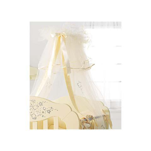 Coordinati tessili - Coordinato tessile Diamante Panna by Baby Expert