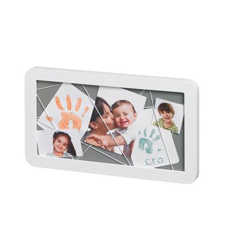 Abbigliamento e idee regalo - Memory board 34120125 - White & Grey by Baby Art