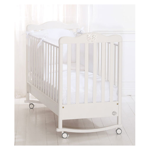 Lettini - Fiocco Bianco by Baby Expert