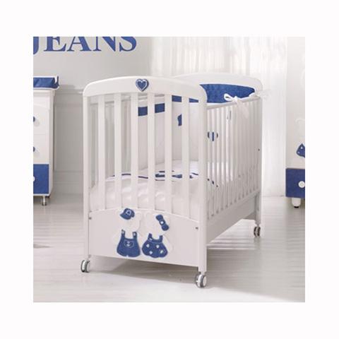 Lettini - Lettino Rubacuori Lux Bianco by Baby Expert