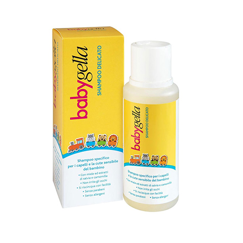 Prodotti igiene personale - Shampoo Delicato 250 ml 250 ml [88094] by Babygella