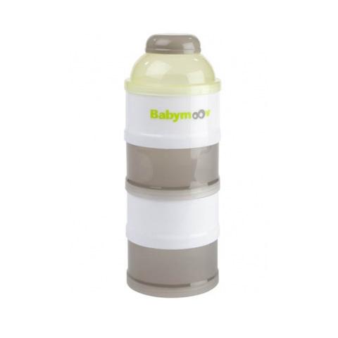 Allattamento e svezzamento - Dosatore latte impilabile da viaggio BBMA004207 by BabyMoov