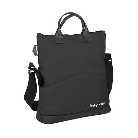 Accessori per carrozzine - Borsa fasciatoio Trendy Black by Babynow