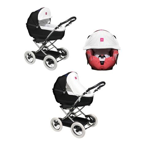 Accessori per carrozzine - Babyrelax - tendina parasole universale QS0190001 by Quarantasettimane