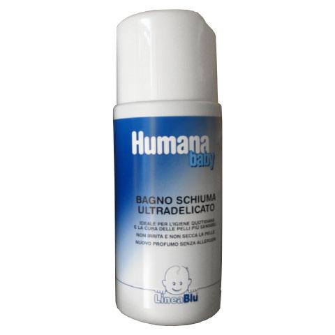 Prodotti igiene personale - Bagno schiuma ultradelicato 250 ml by Humana