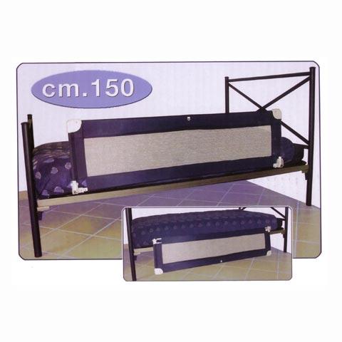 Barriera letto sponda letto pieghevole cam 150 cm ebay - Sponda letto poupy ...
