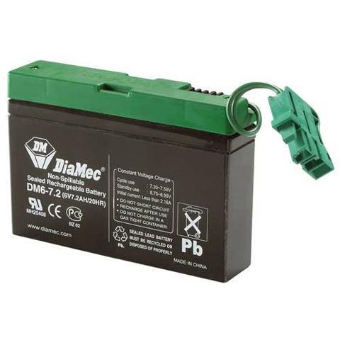 Giocattoli cavalcabili e trainabili - Batteria 6V - 4,5Ah IAKB0027 by Peg Perego