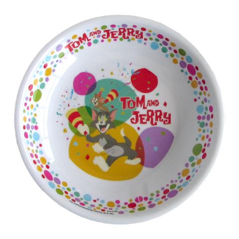 Stoviglie decorate - Piatto fondo - Tom and Jerry 117836 by BBS