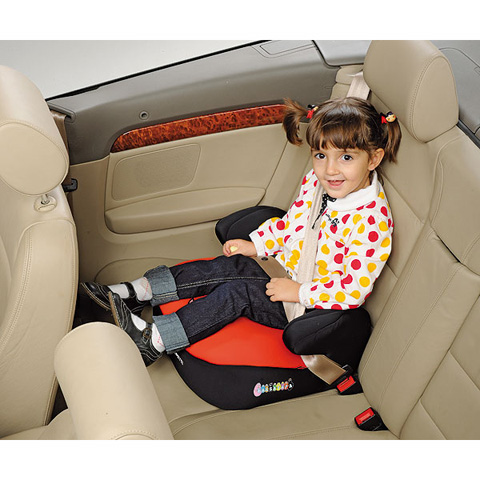 Своими руками бустер для ребенка в машину