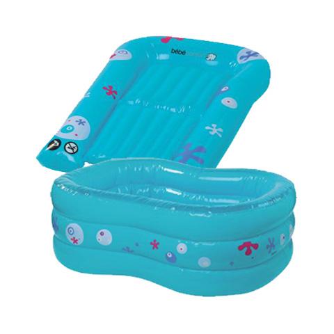Prodotti igiene personale - Kit vaschetta e fasciatoio gonfiabili 32000079 by B�b� Confort