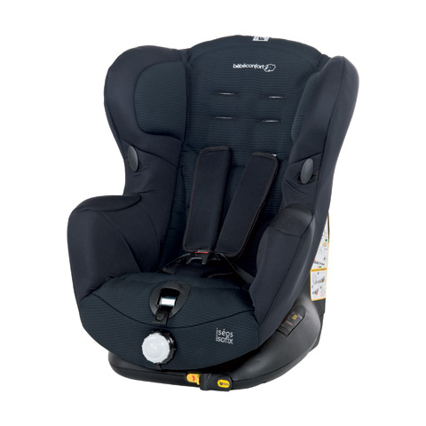 b b confort siege auto gr 1 iseos isofix total black ebay. Black Bedroom Furniture Sets. Home Design Ideas