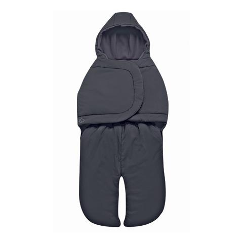 Accessori per il passeggino - Sacco imbottito passeggino Total Black 3390 by Bébé Confort