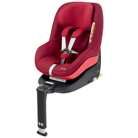 Seggiolini auto Gr.1 [Kg. 9-18] - 2wayPearl Robin Red by Bébé Confort