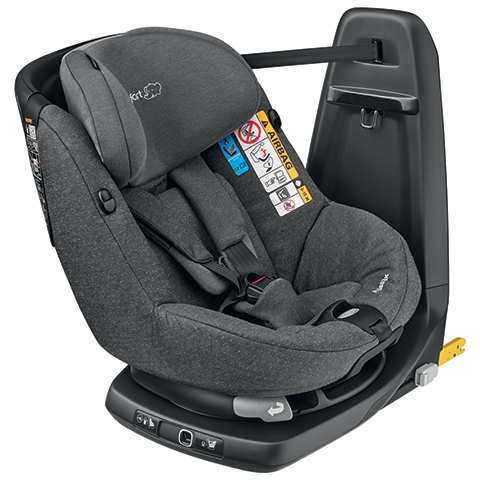 isofix baby car seat axiss fix i size sparkling grey b b confort ebay. Black Bedroom Furniture Sets. Home Design Ideas