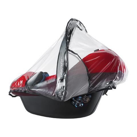 Accessori per il viaggio del bambino - Parapioggia per Pebble, CabrioFix e City 69430010 by B�b� Confort