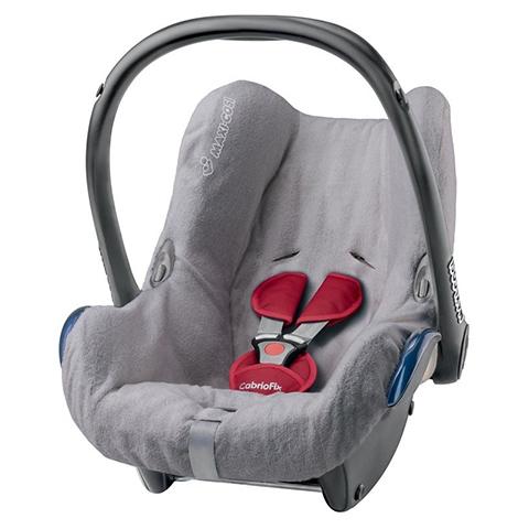Accessori per il viaggio del bambino - Fodera in spugna per CabrioFix 61408090 by Bébé Confort