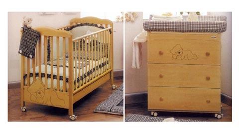 Set lettino Coccolo + cass.fasc. Baby Coccolo in promozione a prezzo scontato su Culladelbimbo.it!