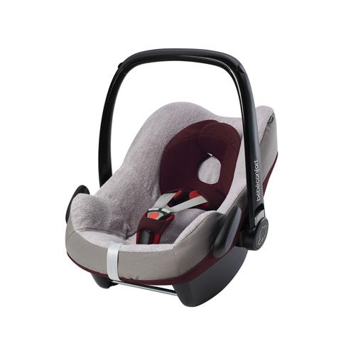 Accessori per il viaggio del bambino - Fodera in spugna per Pebble Plus 73738090 by Bébé Confort