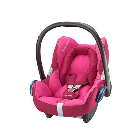 Seggiolini auto Gr.0+ [Kg. 0-13] - Cabriofix Berry Pink by B�b� Confort