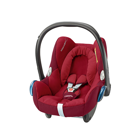 Seggiolini auto Gr.0+ [Kg. 0-13] - Cabriofix Robin Red by B�b� Confort