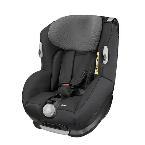 Seggiolini auto Gr.0+/1 [Kg. 0-18] - Seggiolino auto Opal Black Raven by B�b� Confort
