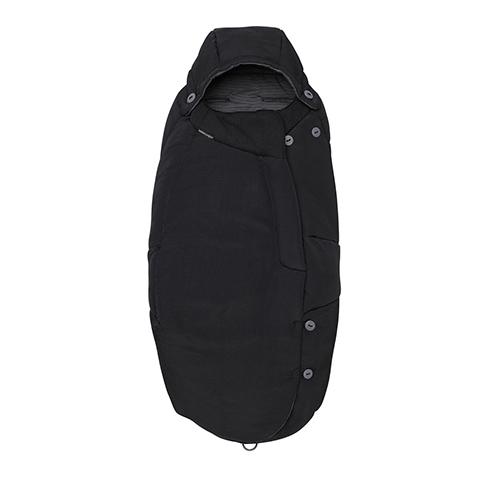 Accessori per il passeggino - Nuovo Sacco imbottito per passeggino Black Raven by Bébé Confort