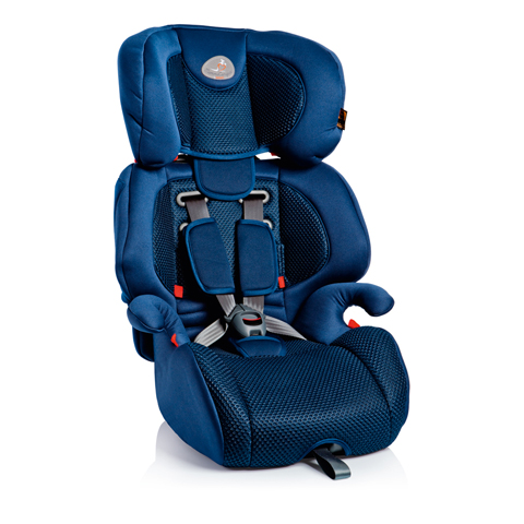 Seggiolini auto Gr.1/2/3 [Kg. 9-36] - Gio Plus FASHION BLUE [01GIP045BBY] by Bellelli