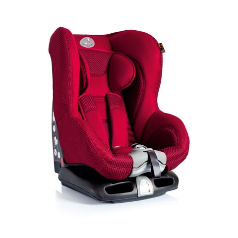 Seggiolini auto Gr.1 [Kg. 9-18] - Tiziano RED Ladybug [01TZN00044BBY] by Bellelli