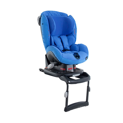 Seggiolini auto Gr.1 [Kg. 9-18] - Izi Comfort X3 isofix Tone in tone Saphir Blue [528171] by Besafe