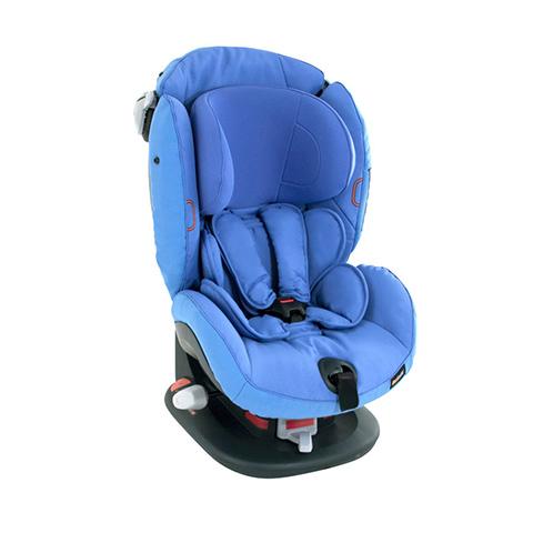 Seggiolini auto Gr.1 [Kg. 9-18] - Izi Comfort X3 Tone in tone Saphir Blue [525171] by Besafe