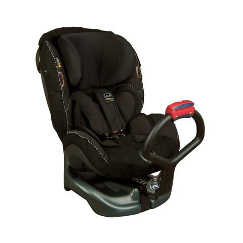 Seggiolini auto Gr.0+/1 [Kg. 0-18] - Izi Kid X3 Premium Black [530125] by Besafe