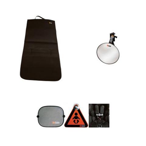 Accessori per il viaggio del bambino - Rear Facing Kit Black [505010] by Besafe