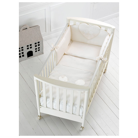 Coordinati tessili - Coordinato tessile Akoya Panna by Baby Expert