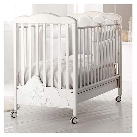 Lettini - Coccolo Lux Bianco by Baby Expert
