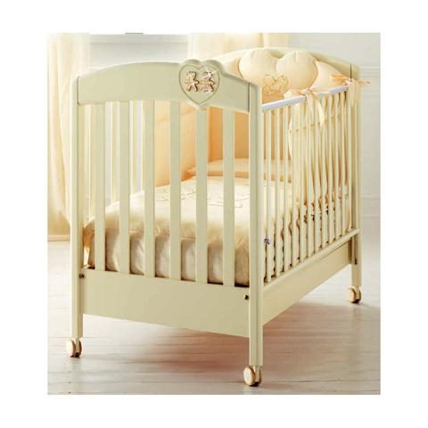 Lettini - Lui e Lei - linea I Preziosi Panna/oro by Baby Expert