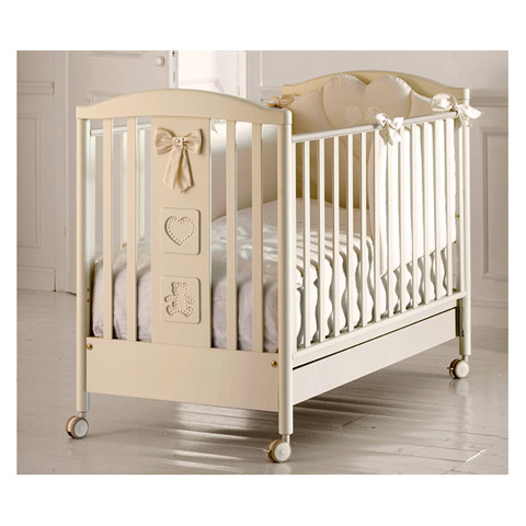Lettini - Madreperla Panna by Baby Expert