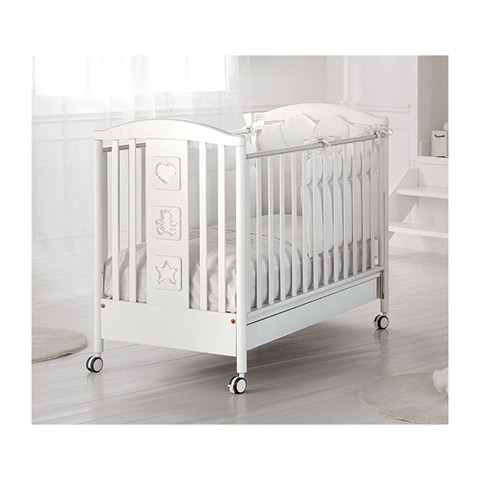 Lettini - Lettino Magia Bianco by Baby Expert