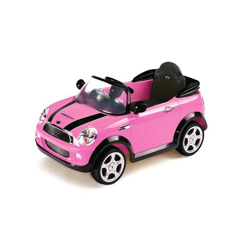 Giocattoli 24+ mesi - Mini Cooper Coupè Rosa [1022 RS] by Biemme