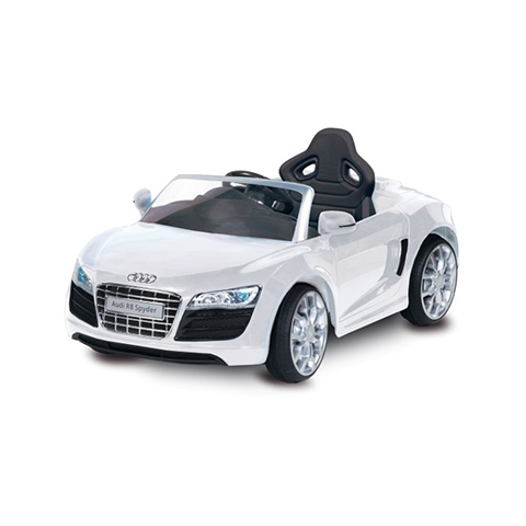 Giocattoli 36+ mesi - Audi R8 Spyder Bianco [1025B] by Biemme