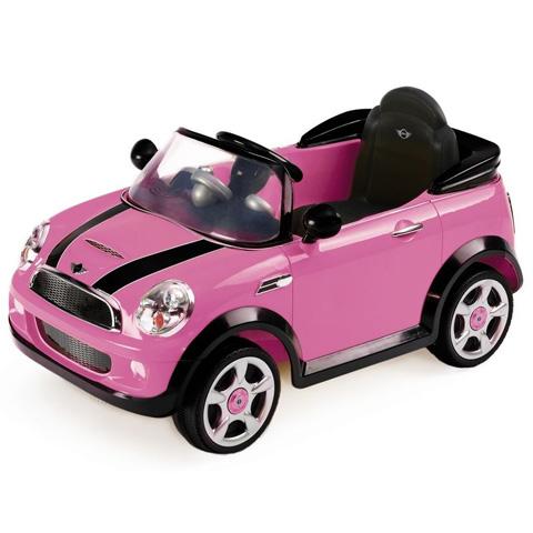 Giocattoli 24+ mesi - Auto Mini Cooper telecom ROSA1022/RS by Biemme